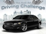 Audi releases A4 Challenge iPhone driving game