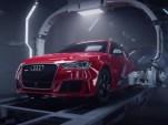 "Audi RS 3 ""Birth"" screencap"