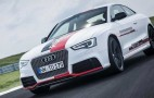 Audi Previews Electrically-Driven Turbo In RS 5 TDI Concept