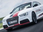 Efficiency, Performance From Audi's Electric Turbo Prototype