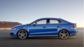 2017 Audi S3 (European spec)