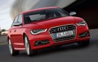 2012 Audi S6 And S6 Avant: 2011 Frankfurt Auto Show
