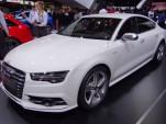2016 Audi S7 (European spec), 2014 Paris Auto Show