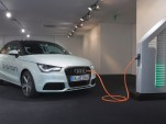 Audi Using Solar Panels To Power Future e-tron Cars