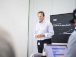 Audi Sport boss Michael-Julius Renz talks racing, competition, Formula E