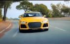 Audi Sport quattro Concept Hits The Road: Video