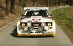 Audi Sport Quattro S1 E2 replica is a testament to the golden era of rally racing