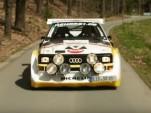 Audi Sport Quattro S1 E2 replica