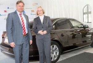 Audi Produces e-Diesel Fuel From Water, CO2, Renewable Energy