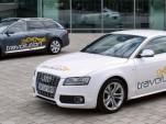 Audi Travolution eco-friendly traffic system
