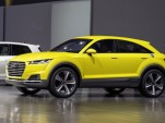 Audi TT Offroad Concept: Plug-In Hybrid Crossover In Beijing Debut