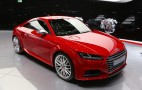 2016 Audi TT Debuts At 2014 Geneva Motor Show: Live Photos And Video
