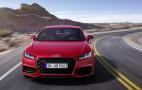 Audi updates TT sports car