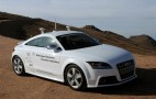 Audi TTS To Tackle Pikes Peak Without A Driver