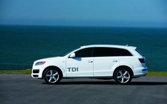Driven: 2009 Audi Q7 TDI