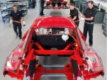 Audi e-tron Neckarsulm Development Center