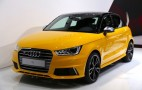 2014 Audi S1 Revealed: Geneva Motor Show Live Photos
