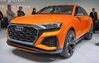 Audi Q8 Sport concept drops plug-in function, slashes 0-60 time