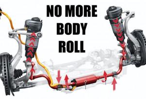 How Audi eliminates body roll