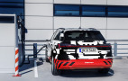 Lightning fast: Audi e-tron will charge quicker than a Tesla