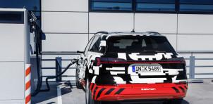 2019 Audi e-tron electric SUV