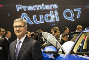 Audi CEO arrested in Germany over diesel scandal