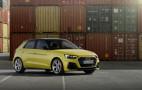 Second-generation Audi A1 Sportback debuts