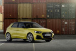 Second-generation Audi A1 Sportback debuts