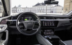No mirrors, just screens: Audi shows off e-tron electric SUV's cockpit