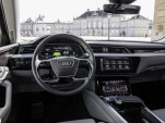 Audi e-tron electric SUV interior