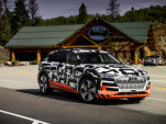 2019 Audi e-tron first ride: pulling all the brakes
