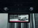 Audi's digital rear-view mirror