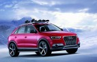 Audi Confirms Q3 For U.S., Reveals Q3 Vail Concept In Detroit