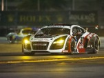 Audi's R8 Grand-Am at Daytona International Speedway