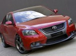 Aurion Sports Concept Car revealed