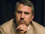 Author and commentator Tom Friedman, of The New York Times