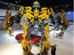 Autobot Bumblebee from Transformers: Revenge of the Fallen