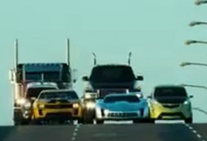 Autobots in Transformers 3