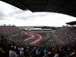 Autodromo Hermanos Rodriguez, home of the Formula One Mexican Grand Prix
