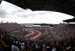 Autodromo Hermanos Rodriguez, home of the Formula One Mexican Grand Prix