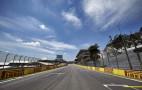 Formula One Brazilian Grand Prix Weather Forecast