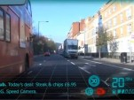 Autoglass augmented reality windscreen