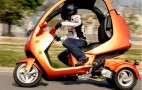 AutoMoto three-wheeler promises efficient 'all-weather' commuting