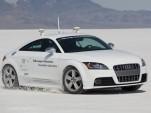 Autonomous Audi TTS Coupe