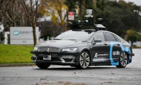 AutonomouStuff self-driving prototype running Baidu Apollo 2.0 software
