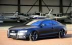 Avus Performance gives Audi A5 a menacing matte black finish