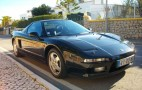Ayrton Senna-Owned Acura NSX Up For Sale?
