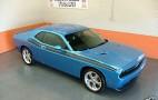 Ebay: B5 Blue 2009 Dodge Challenger R/T Classic