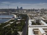 Baku City Circuit, home of the Formula 1 Azerbaijan Grand Prix