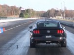 Bama Performance 2015 Ford Mustang runs into the 9s screencap